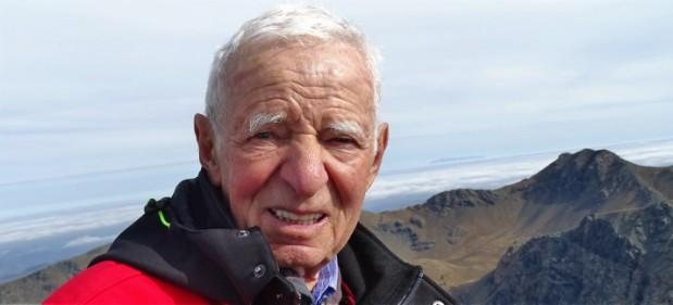 87 χρονών στην κορυφή τουΣμόλικα